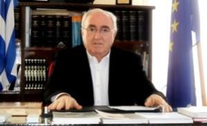 Δημήτριος Μούρτζης Δήμαρχος Αίγινας