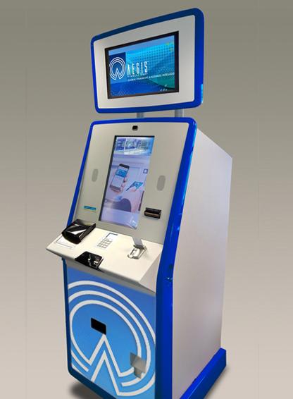 AEGIS Kiosk Test 3