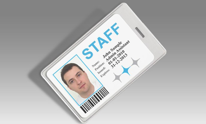 ID Badge Holder