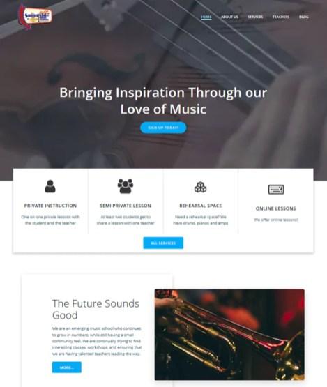 Sunndyside Music School