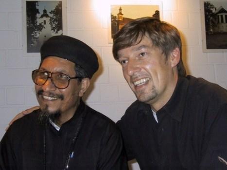 Fr. Ruis & DB