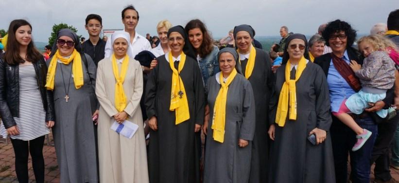 Ägyptische Famillie