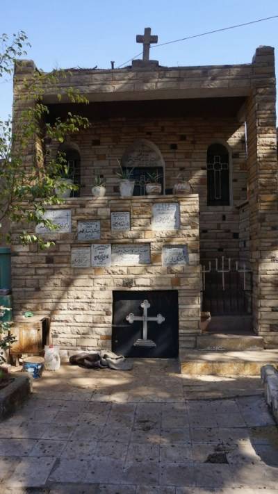 Old Cairo - Friedhof