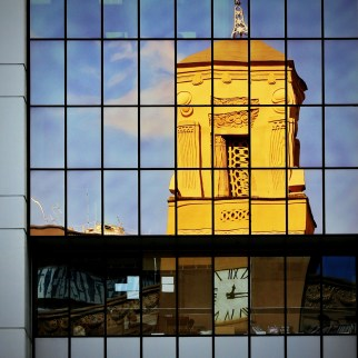 auckland-reflection
