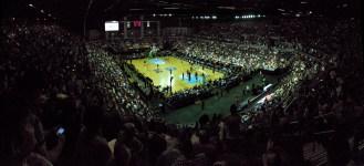 SkyCity Breakers in Vector Arena Auckland