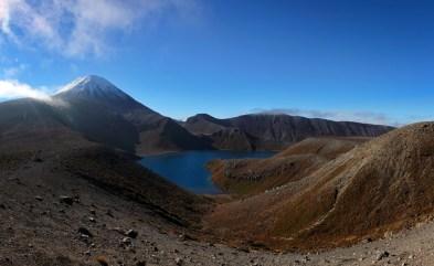tongariro new zealand tama lakes