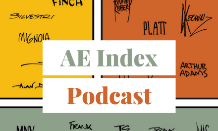 Artist's Edition Index Podcast Episode 8