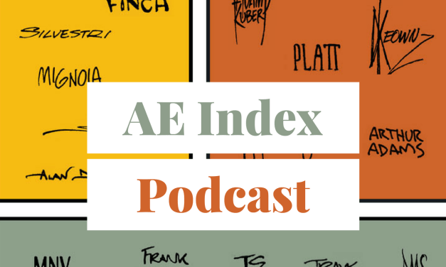 Artist's Edition Index Podcast Episode 7