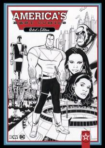 Americas-Best-Comics-Artists-Edition-standard-cover