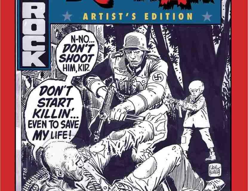 Best of DC War Artist's Edition