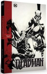 Deadman Kelley Jones Gallery Edition cover