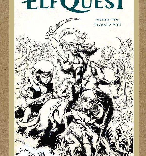 Elfquest Gallery Edition