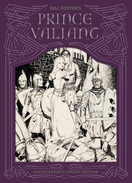 Hal Fosters Prince Valiant Studio Edition cover prelim 3