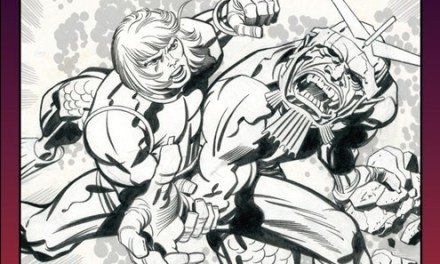 Jack Kirby New Gods Artist's Edition