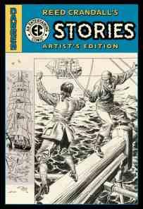 Reed Crandalls EC Stories Artists Edition cover