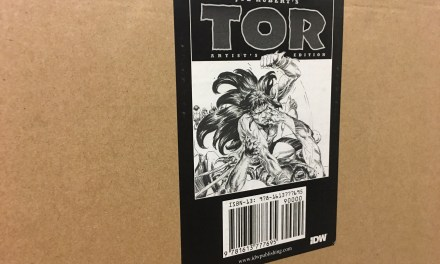 Joe Kubert's Tor Artist's Edition