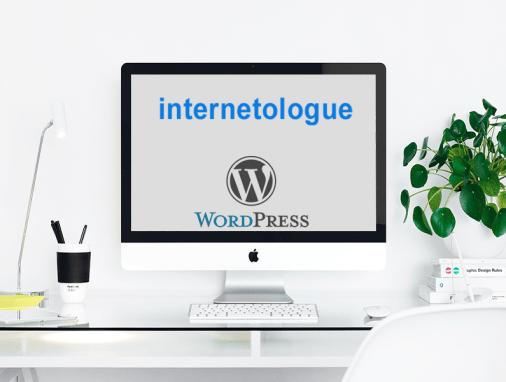 Internetologue WordPress development