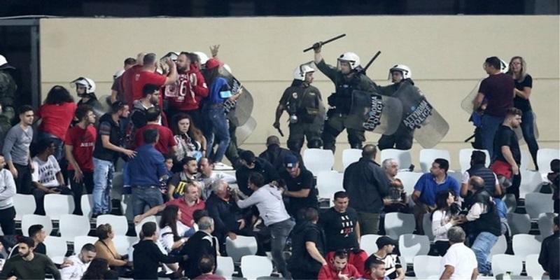Θοδωρής Γεωργάκης: Οι νομιστικοί ακροβαστικοί της ΑΕΚ της αθλητικής δικαιοσύνης, πηγή αενάως ανακυκλούμενης βίας…