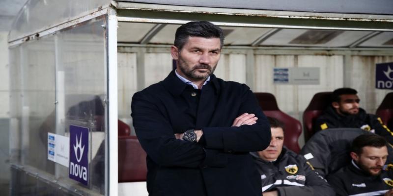 Ουζουνίδης: «Οι παίκτες της Λάρισας ξέρανε καλύτερα το γήπεδο από εμάς»