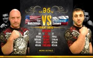 Hutchings vs Zoloev