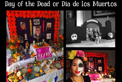 Day of the Dead or Dia de Muertos Explained by Ael Becker Weddings