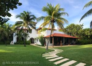Hotel Esencia, Xpuha Beach, Mexico. Ael Becker Weddings