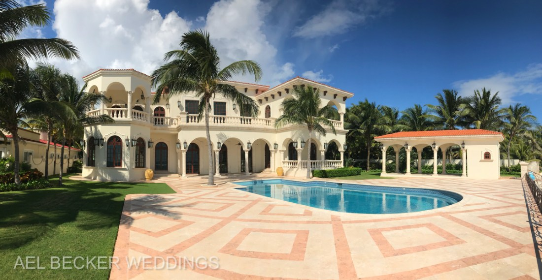 Villa La Joya, Playa Paraiso, Mexico. Ael Becker Weddings