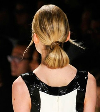Carolina Herrera low-loop inspiration
