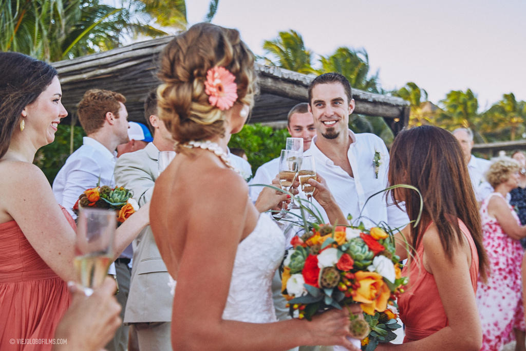 Bridal Hair Look by Sarah Garnier. Ael Becker Weddings