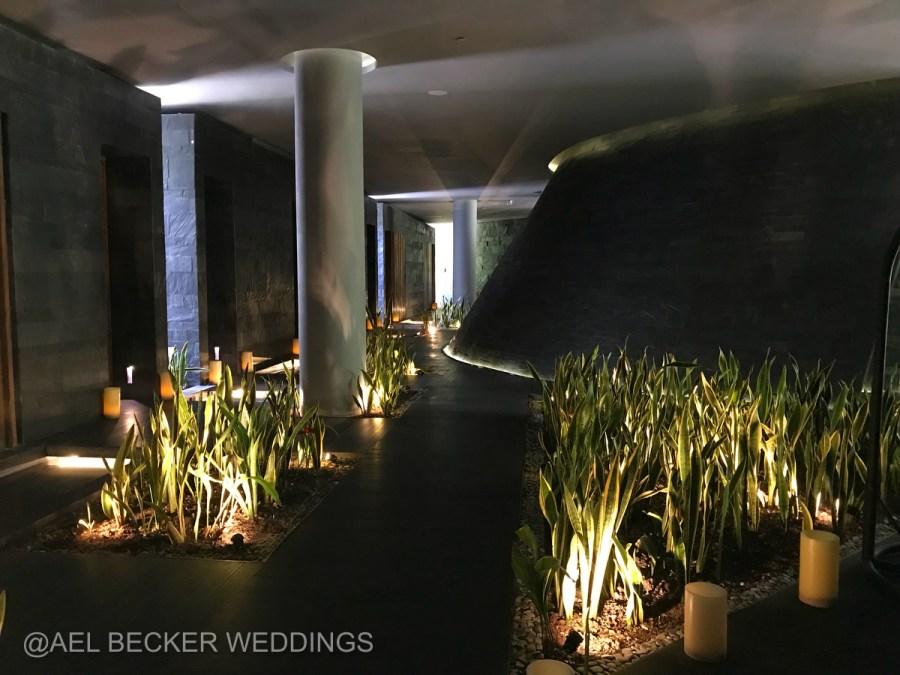 Grand Hyatt Playa del Carmen Cenote Spa. Ael Becker Weddings