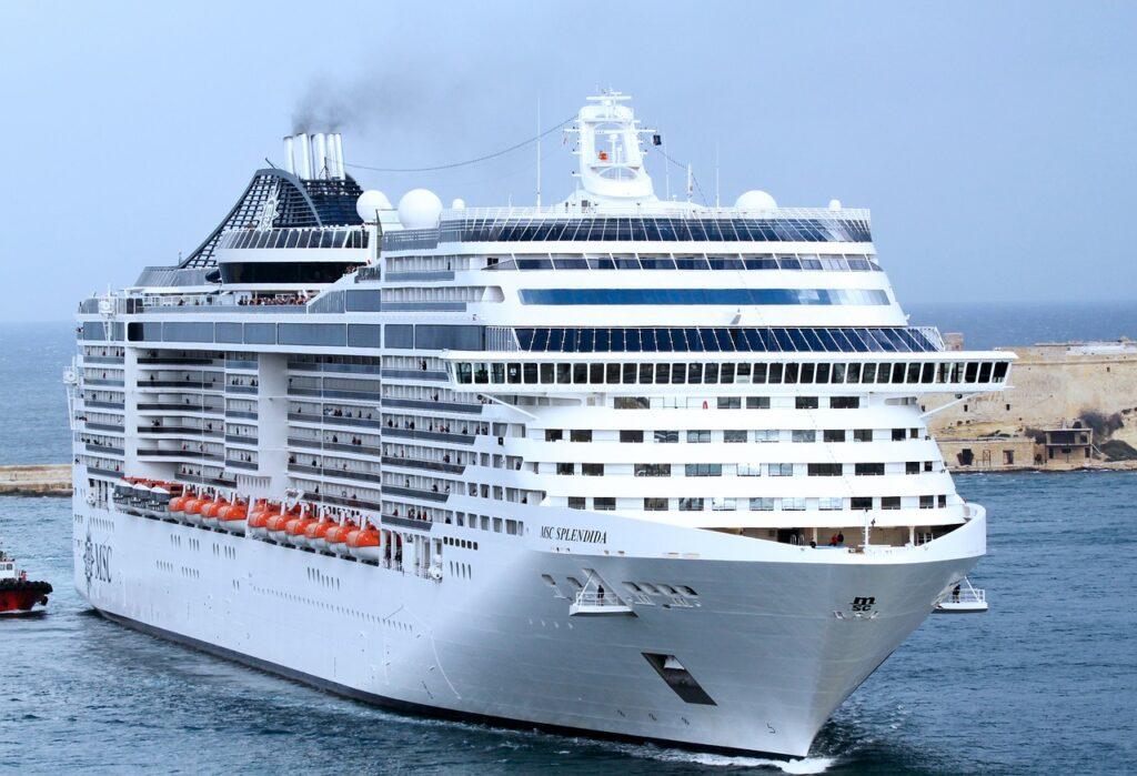cruise ship, cruise, ship