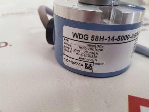 WACHENDORFF WDG 58H-14-5000-ABN-H24-K3-G22