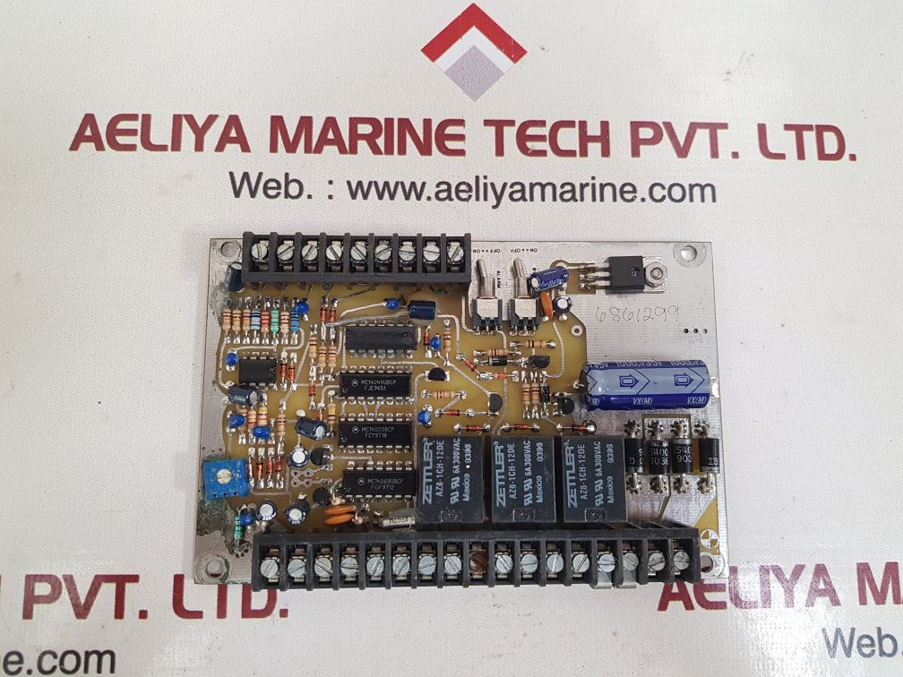 SEA RECOVERY SC SCML 2299 PCB CARD