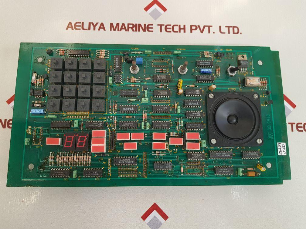 DMC 03-1510 PCB CARD