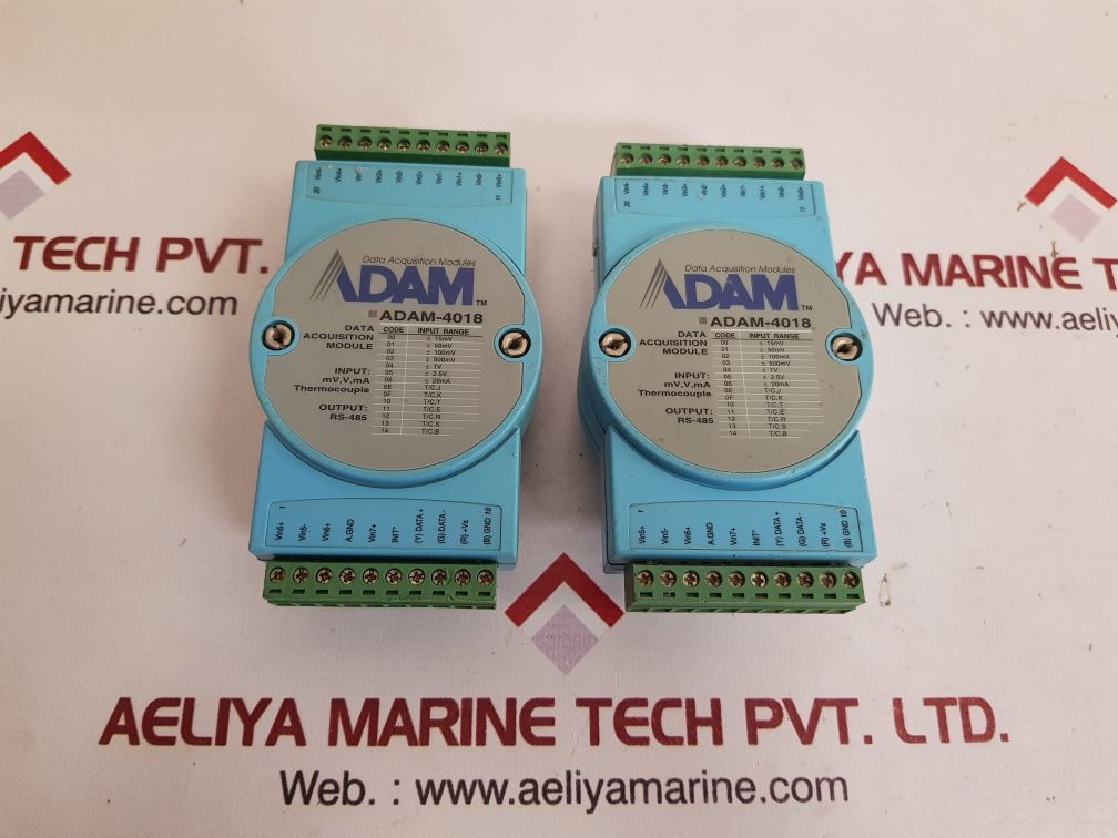 DATA ACQUISITION MODULE ADAM-4018