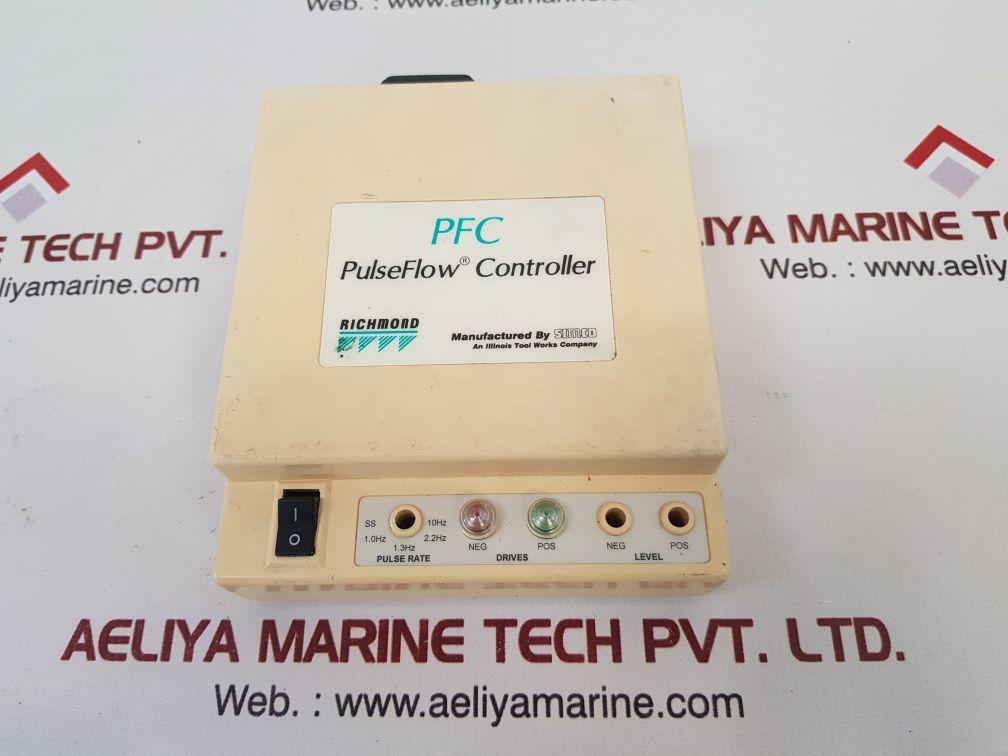 RICHMOND SIMCO PFC20 PULSEFLOW CONTROLLER