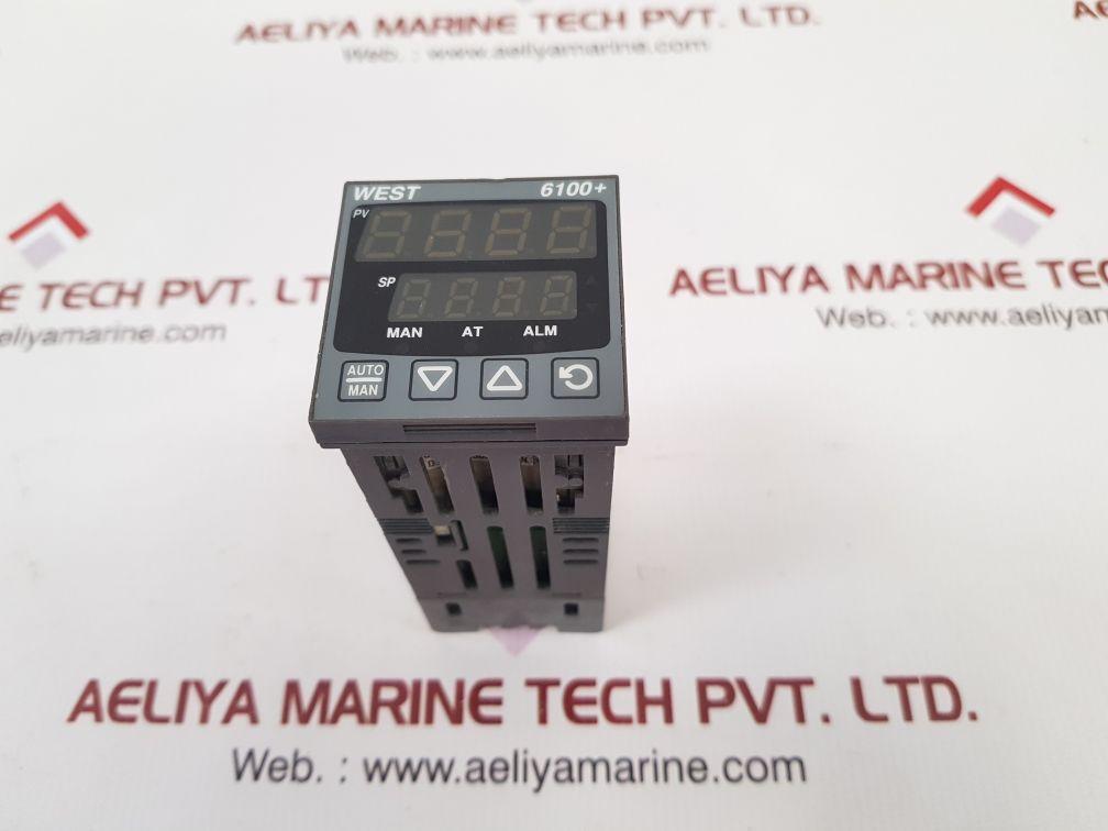 WEST P6100 TEMPERATURE CONTROLLER