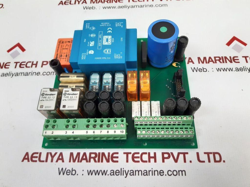 SOFETEC POWER SUPPLY MODULE B601.601