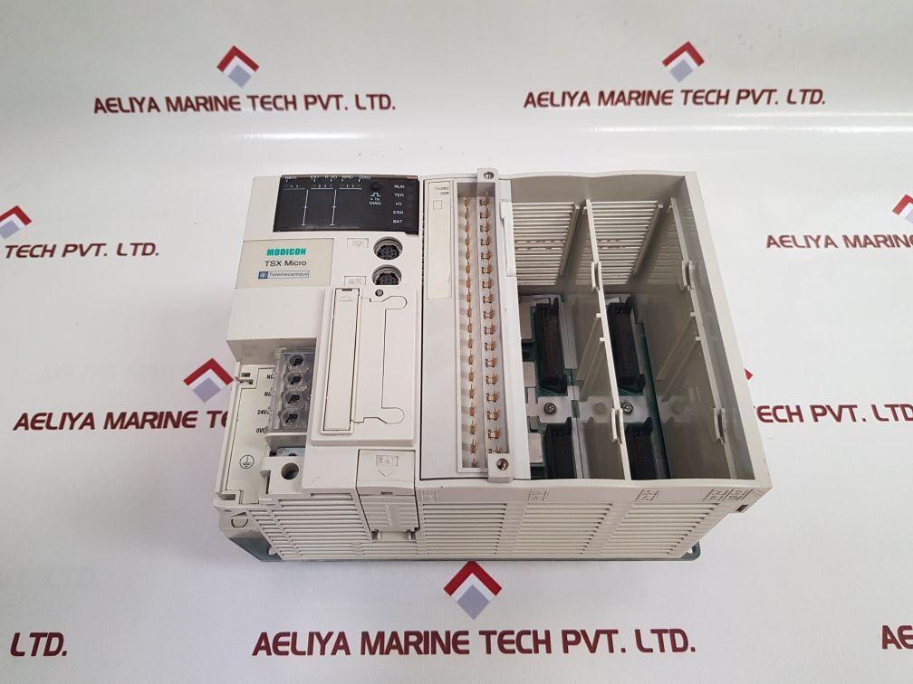 TELEMECANIQUE SCHNEIDER ELECTRIC MODICON TSX MICRO MODULE TSX3721101