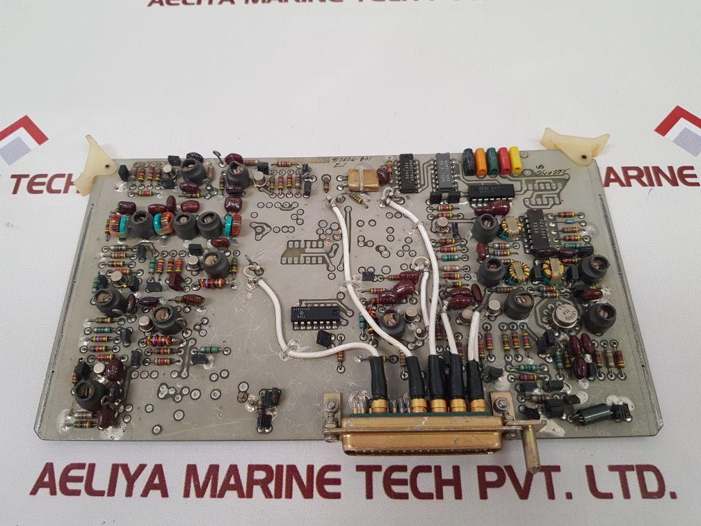 SYNTH 917404-801 E1 PCB CARD 213869