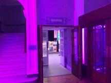 Box Office at St Kilda Film Festival - taken by Amy Loughlin