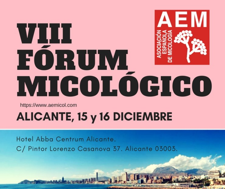 Fórum Micológico Alicante AEM