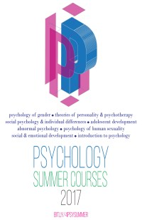 Summer Courses Poster