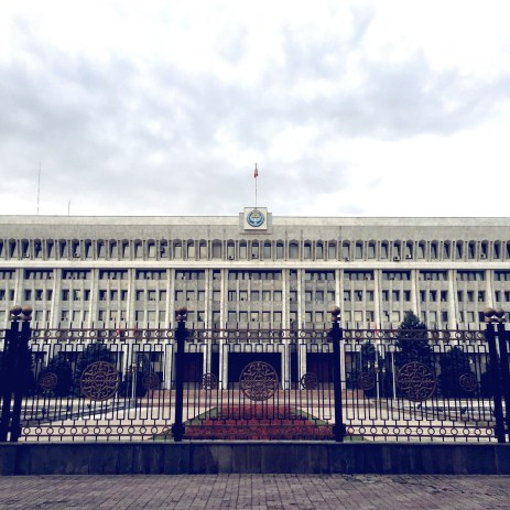 Bishkek's White House
