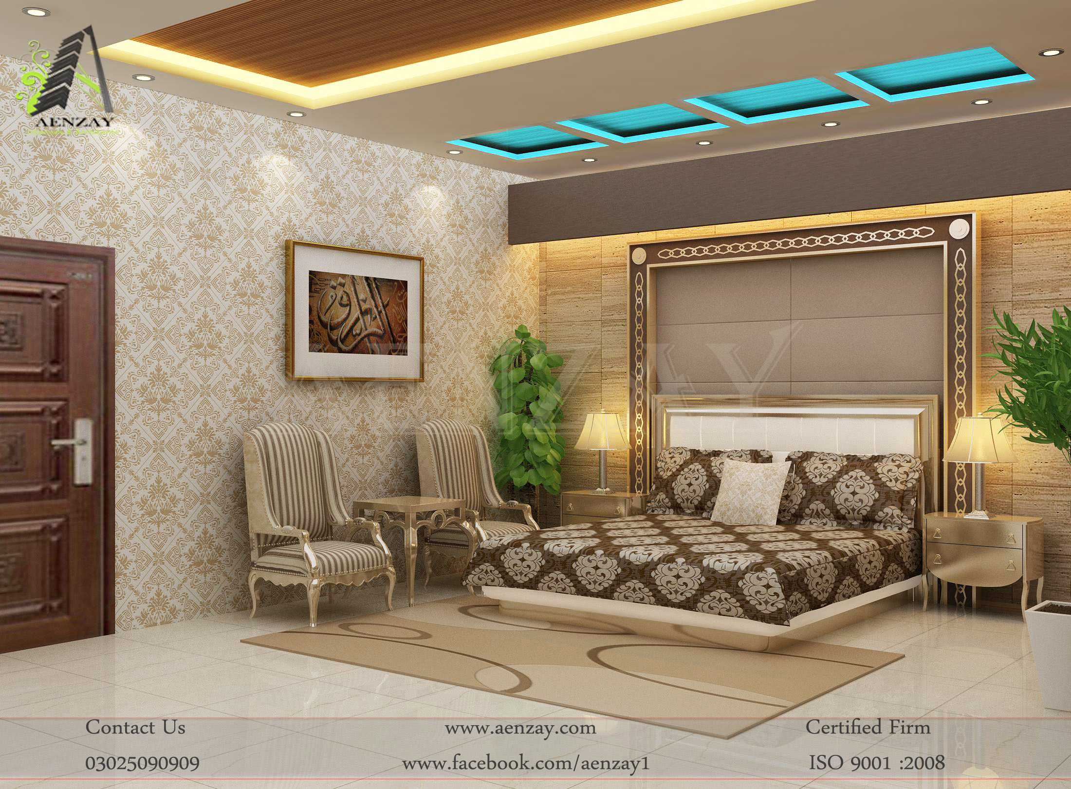 Bedroom Interior Aenzay Interiors Amp Architecture
