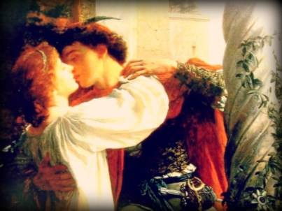 Romeo and Juliet by Frank Bernard Dicksee, 1884