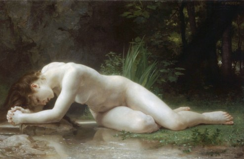 Biblis Artist by William-Adolphe Bouguereau