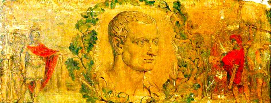 Marcus Tullius Cicero by William Blake