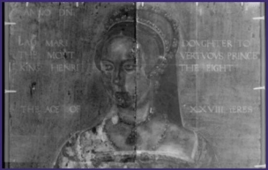 NPG Conservation Image, Making Art in Tudor Britain - Year One