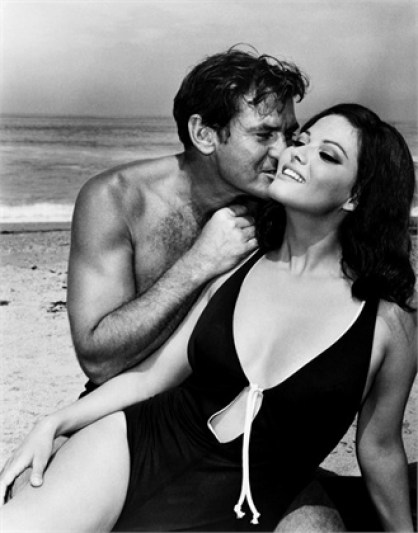 THE HELL WITH HEROES, Rod Taylor, Claudia Cardinale, 1968